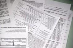 Перечень документов для оформления ипотечного договора