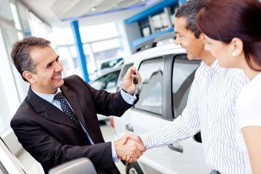 получите ключи от авто