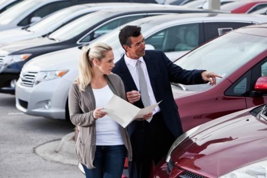 выбор автомобиля по кредиту