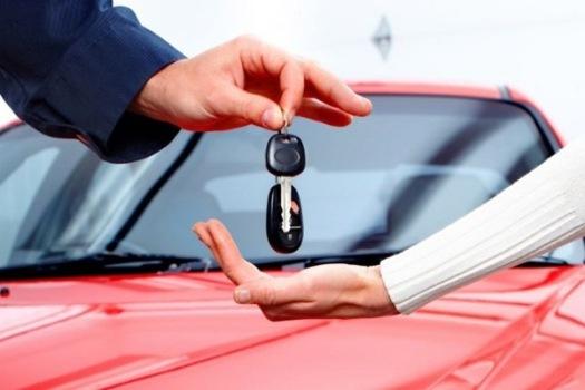 передача ключей на авто
