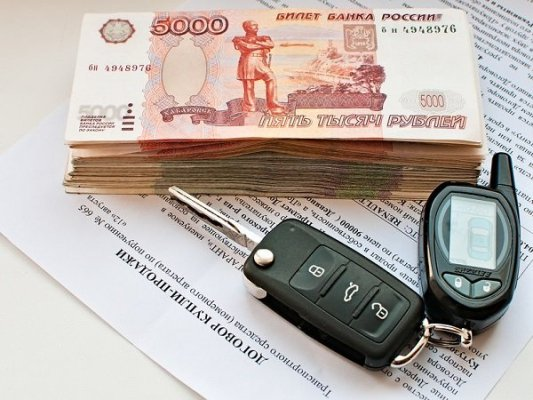 договор на автокредит
