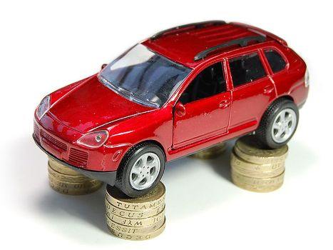 авто на монетах