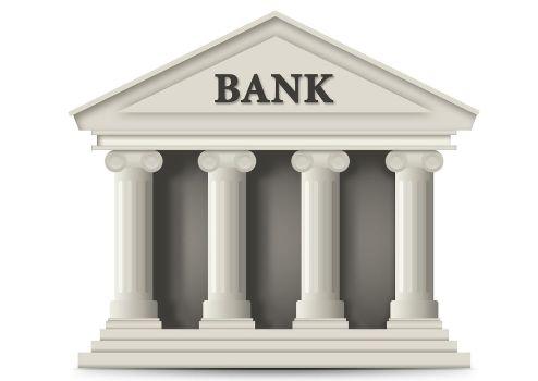 банк здание