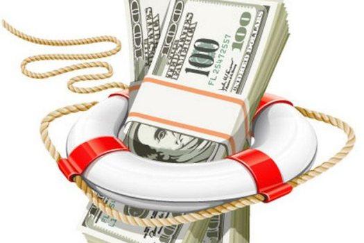 спасательные доллары