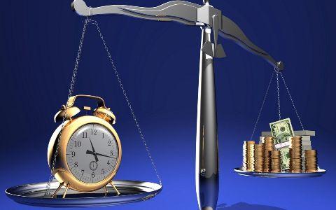 взвесить деньги и время