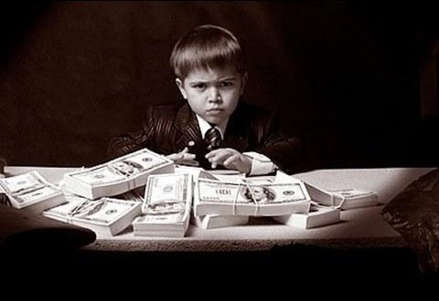 мальчик банкир