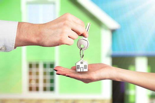 передача ключей по ипотеке