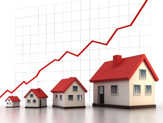 цены на дома растут