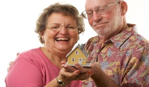 пенсионеры счастливы