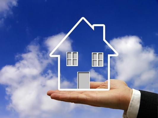 дом как на ладони