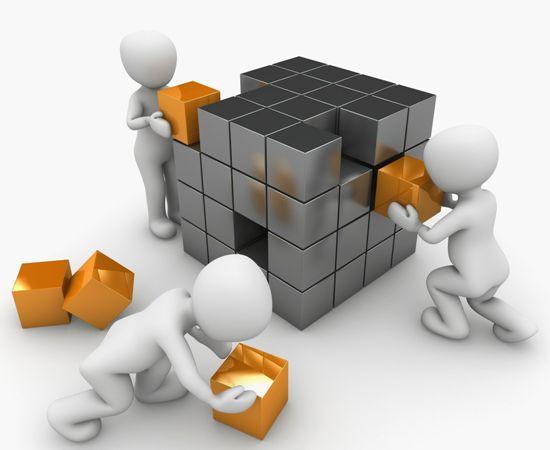 куб из кубов