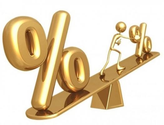 перетянуть процент