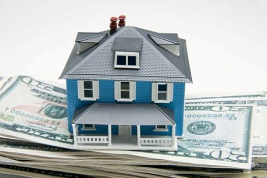 дом на долларах
