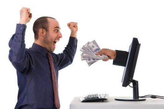 доллары из сети
