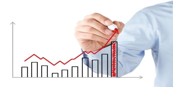 график роста ставки