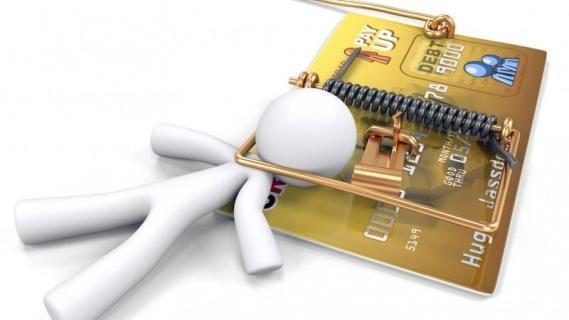 в капкане кредитной карты
