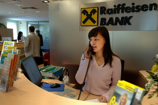 секретарь в офисе