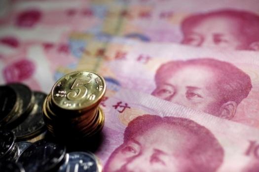 в азиатской валюте