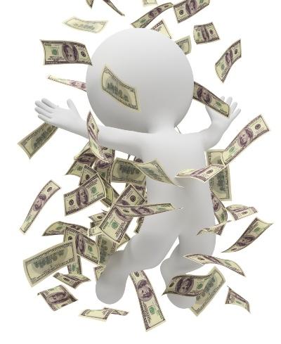 радость долларам