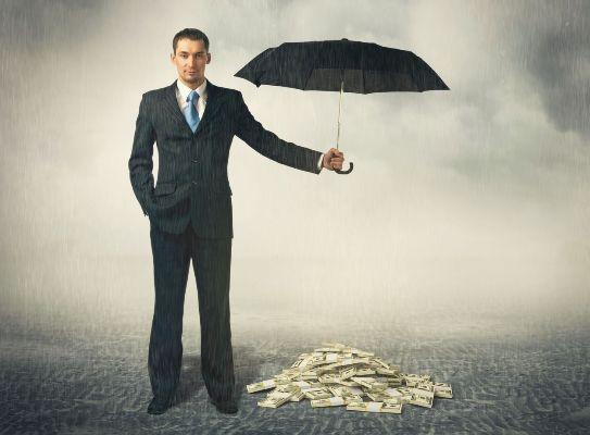 деньги не промокнут
