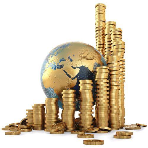 монеты из золота планеты